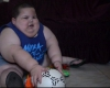 چاقی امروز حاصل مکیدن پستانک در کودکی