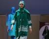 آثار منتخب نمایشگاههای مد و لباس اسلامی، ایرانی کشور در همدان به نمایش درمیآید