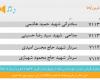 صوت شهدای استان همدان در سامانه آوای انتظار همراه اول قرار گرفت