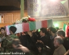 استقبال مردم همدان از شهدای گمنام