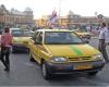 تاکسیهای گردشگری در نوروز ۹۴ به مسافران همدان خدماترسانی میکنند