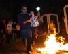 شادی زود گذر در چهارشنبه سوری همدان 44 مصدوم برجای گذاشت