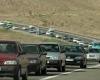 ترافیک در جاده های استان همدان روان است