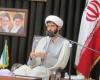 اعزام 14 روحانی راوی گروه سراج همدان به مناطق عملیاتی جنوب کشور
