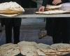 قیمت نان لواش در نانوایی های بالای شهرهمدان تغییر نکرده است!