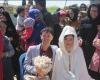 ازدواج زوج جوان چینی تازه مسلمان شده به سبک سنتی ایران