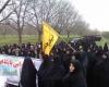 پیاده روی مادران شهر طلای سبز ایران+تصاویر