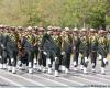 روز ارتش,رژه نیروهای مسلح در همدان,
