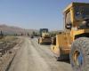 بهسازی و آسفالت 20 کیلومتر راه روستايی در کبودراهنگ