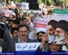 راهپیمایی پر شور مردم همدان در محکومیت جنایات رژیم صهیونیستی آل سعود در یمن