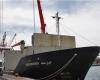 «کشتی نجات» به آبهای آزاد مقابل یمن رسید/ انتظار یمنیها در سواحل یمن