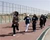 قهرمانان دوی همگانی و پیاده روی بانوان همدان شناخته شدند