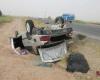 هشدار به مسئولان؛ پیچ هایی گردنه خیرآباد هنوز هم جان می گیرد/6تصادف در 10 روز اخیر و دو نفر فوتی