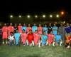 برتری پر گل تیم اصحاب رسانه در مسابقات فوتبال جام رمضان