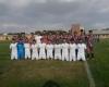 تورتومنت چهار جانبه فوتبال در شهرستان بهار