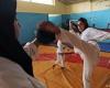 دختران رزمی کار در افغانستان