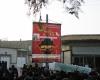 تشییع شهدای گمنام در شهر شهید پرور مریانج/ وداعی شورانگیز با معراجیان مجنون