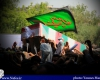 تشییع با شکوه هفت شهید گمنام در همدان