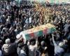دو شهید گمنام در اسلام آباد ملایر تشییع می شود
