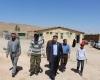 رئیس دانشگاه علوم پزشکی همدان از اردوهای جهادی بازدید کرد+تصاویر