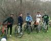 دوچرخه سواری در کوهستان / آکسایا بزرگترین گروه دوچرخه سواری در الوند