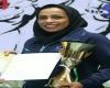 حضور بانوان نونهال تکواندوکار همدانی در مسابقات آزاد نونهالان کشور(انتخابی تیم ملی)