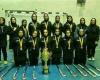 قهرمانی همدان در لیگ برتر هاکی بانوان کشور