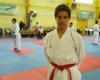درخشش کاراته کا همدانی در مسابقات انتخابي تيم ملي نوجوانان