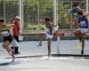 4دونده نوجوان همدانی در راه مسابقات آسیایی