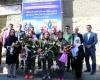 مراسم استقبال از مدال آوران مسابقات جهانی هان دانگ