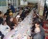 اطعام بیش از یک هزار نفر در روز شهادت امام سجاد(ع) در همدان