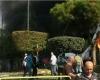وقوع ۲ انفجار در نزدیکی سفارت ایران در بیروت/رایزن فرهنگی ایران به شهادت رسید؛ دیگر کارکنان سفارت سالمند+عکس و فیلم