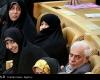 از تصویر همسر حسن روحانی تا گاف بی بی سی درباره همسر رهبر انقلاب