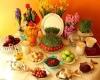 سنت های نوروزی تویسرکان قبل از عید تا خوردن آش ترش در ۱۳بدر