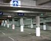 دربهای بسته پارکینگ طبقاتی سینا به روی مراجعین