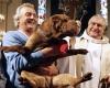تقدیس سگ و مار در کلیسا +تصاویر