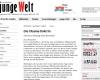 تمجید روزنامه آلمانی از رهبر انقلاب