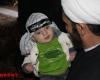 مراسم شیرخوارگان حسینی در ملایر/میثاق مادران و کودکان با امام عصر(عج)