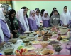 جشنواره غذاهای سنتی، محلی و سالم در تویسرکان برگزار شد