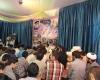 مراسم تعمّم ۵ تن از طلاب حوزه علمیه ملایر