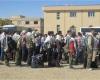 اعزام سومین مرحله خادمین شهدا راهیان نور دانش آموزان همدان