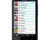 آموزش ۵۰ زبان زنده دنیا برای موبایل