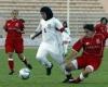 شکست تیم فوتبال بانوان پاس همدان در برابرآیندهسازان میهن