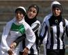 نخستین پیروزی تیم بانوان پاس همدان در لیگ برتر فوتبال