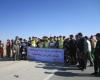 مسابقه دو رهروان شهدای قهاوند برگزارشد