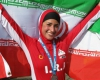 تصاویر جنجالی مسابقه شنا، دو و ... لندن با حضور بانوی ایرانی!